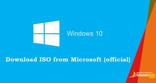 Cara Download File ISO Windows 10 Original Gratis di Website Resmi Micorosft