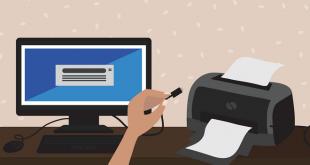 Cara Instal Printer Baru ke Laptop Komputer