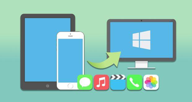 Cara Memindahkan File Lagu, Foto dan Video Dari Iphone, iPad Ke Laptop