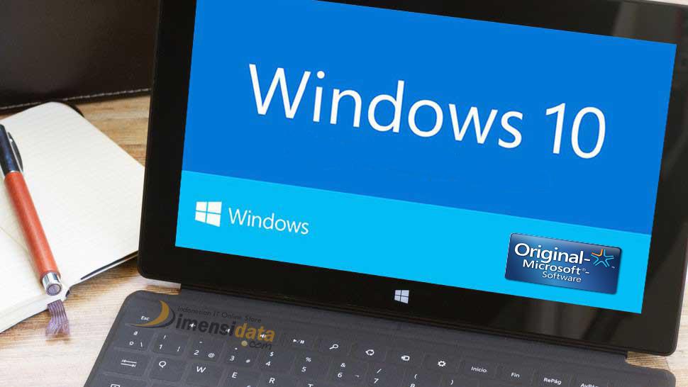 Cara Mengetahui dan Cek Windows 10 Asli Original atau Bajakan
