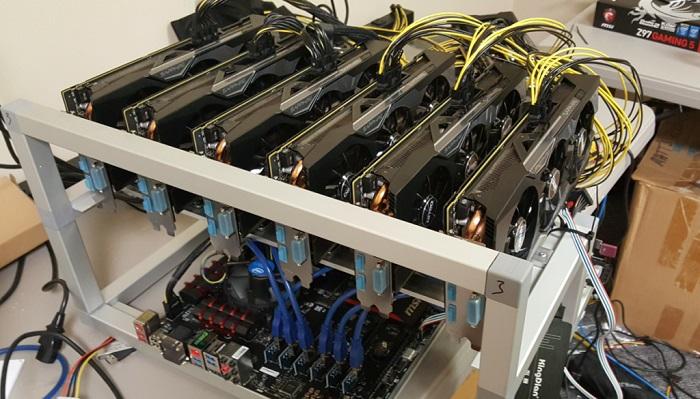 Cara Merakit RIG PC Khusus Mining Bitcoin Untuk Pemula