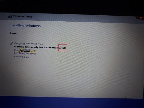 Cara Mudah Install Ulang Windows 10 Lengkap Dengan Gambar 10