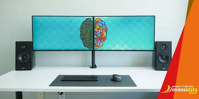 Cara Setting 2 Monitor di 1 Komputer