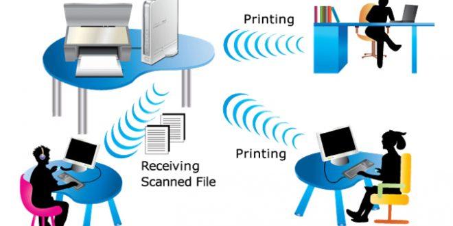 Cara Sharing Printer di Windows 7, 8 dan 10 Melalui Jaringan Wireless LAN