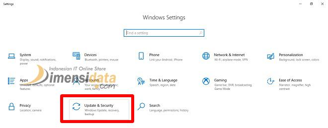 Cara Upgrade Windows 10 Home ke Windows 10 Pro 1