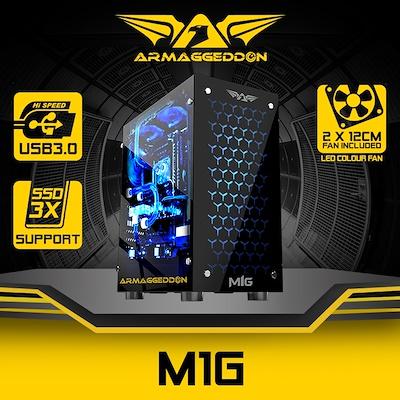 Casing PC Gaming Terbaik Armaggeddon M1G