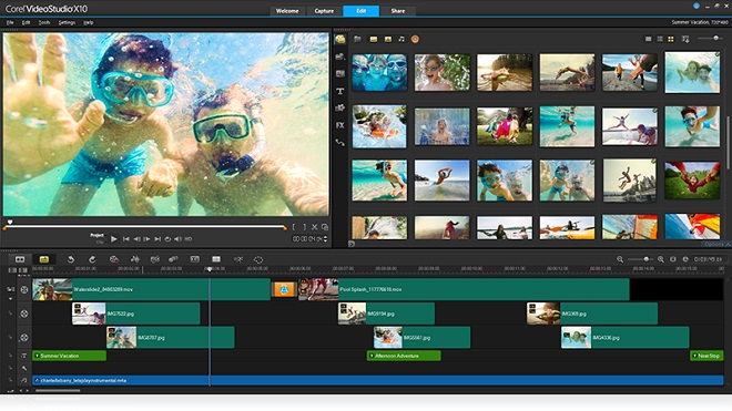 Corel Studio Video