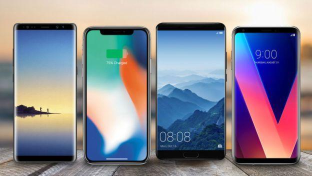 Daftar HP Smartphone Terbaik Keluaran Terbaru Tahun 2018