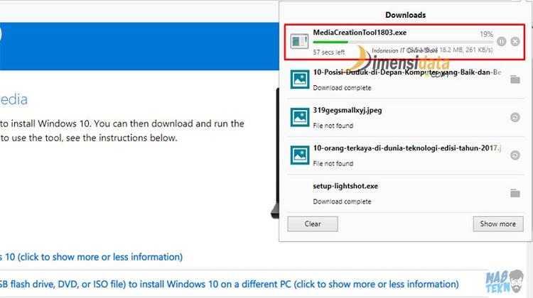 Download File ISO Windows 10 Original Gratis 2