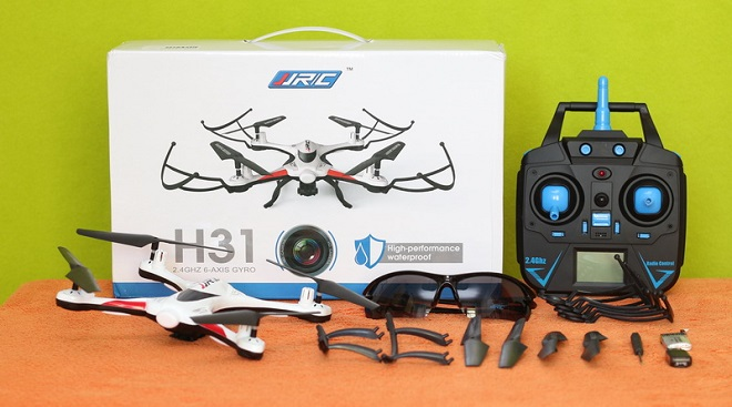 Drone Terbaik Untuk Pemula JJRC H31