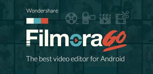 FilmoraGo - Aplikasi Edit Video Android Terbaik