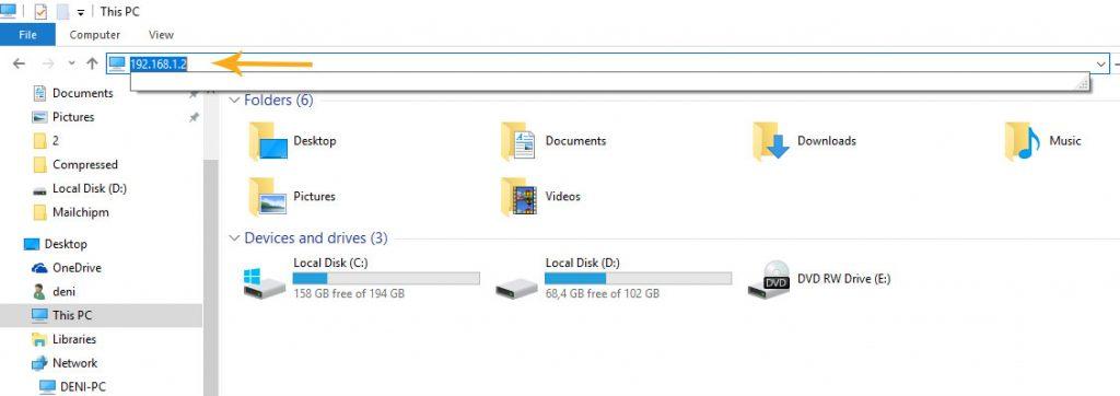 cara mengaktifkan wifi pada komputer windows 10