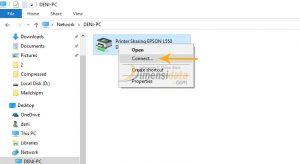 Gambar Cara Sharing Printer di Windows 10 4