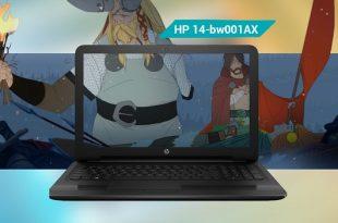 HP 14-bw001AX, Laptop Gaming Murah Bertenaga 7th Gen APU A9 Keluaran Tebaru Harga 5 Jutaan