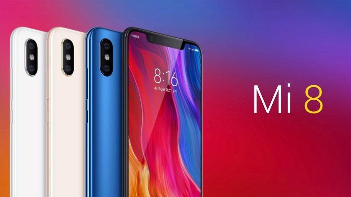 HP Dual Kamera Terbaik Bokeh Xiaomi Mi 8