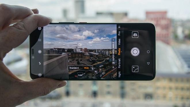 TOP 5 HP Kamera Terbaik di Dunia Terbaru 2019