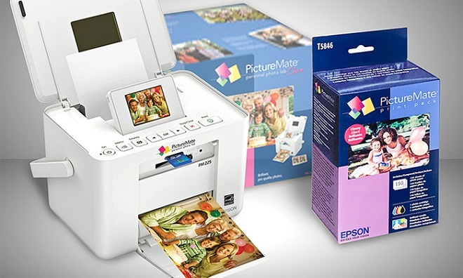 Harga Epson PictureMate Charm Photo Printer PM 225 Terbaru 2017