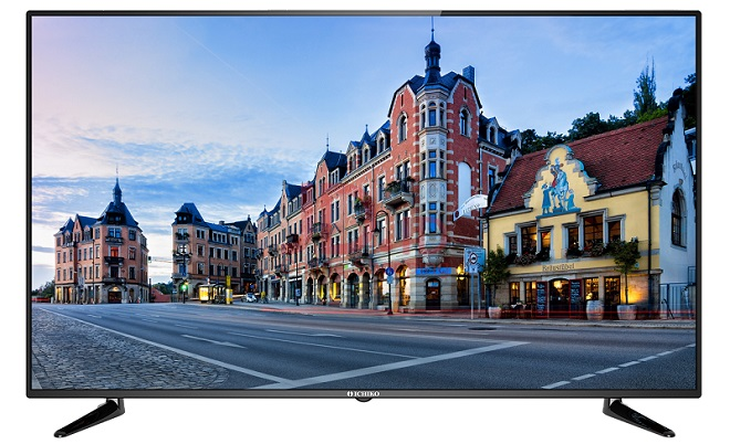 Harga ICHIKO Smart LED TV 55 Inch 4K UHD ST5596