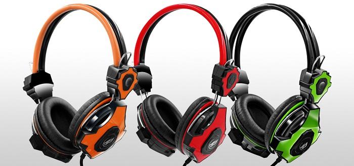 Harga Jual WARWOLF Gaming Headset T6