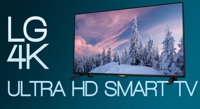 Harga LG Smart LED TV 43 Inch 4K UHD