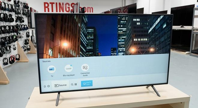 Harga SAMSUNG Smart LED TV 43 Inch 4K UHD 43NU7100