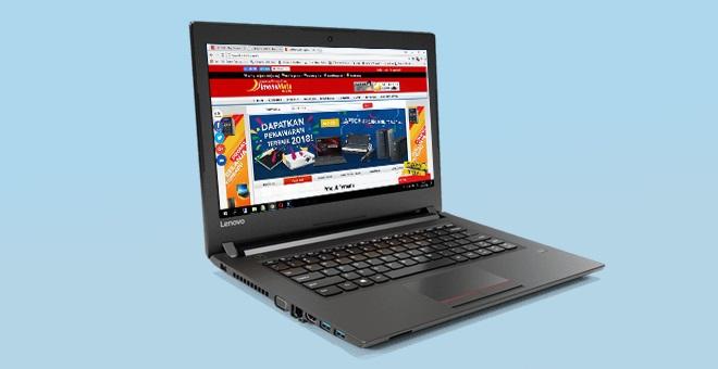 Harga Terbaru dan Spesifikasi LENOVO V510 i5