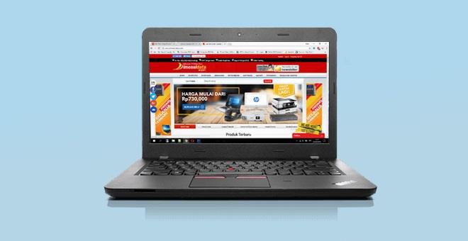 Harga Terbaru dan Spesifikasi Lenovo E40-80 i5