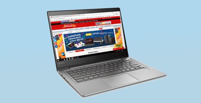 Harga Terbaru dan Spesifikasi Lenovo Ideapad 520s-14iKB i5