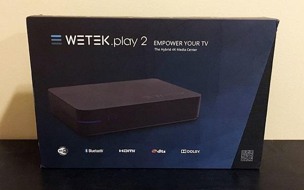 Harga Wetek Play 2 Ultra HD 4K Media Player Terbaru 2017