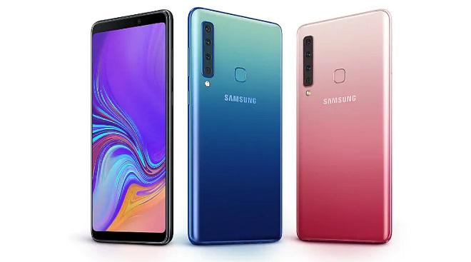 Harga dan Spesifikasi HP Samsung Galaxy A9 2018