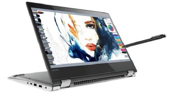 Harga dan Spesifikasi Laptop LENOVO Yoga 520-4ID