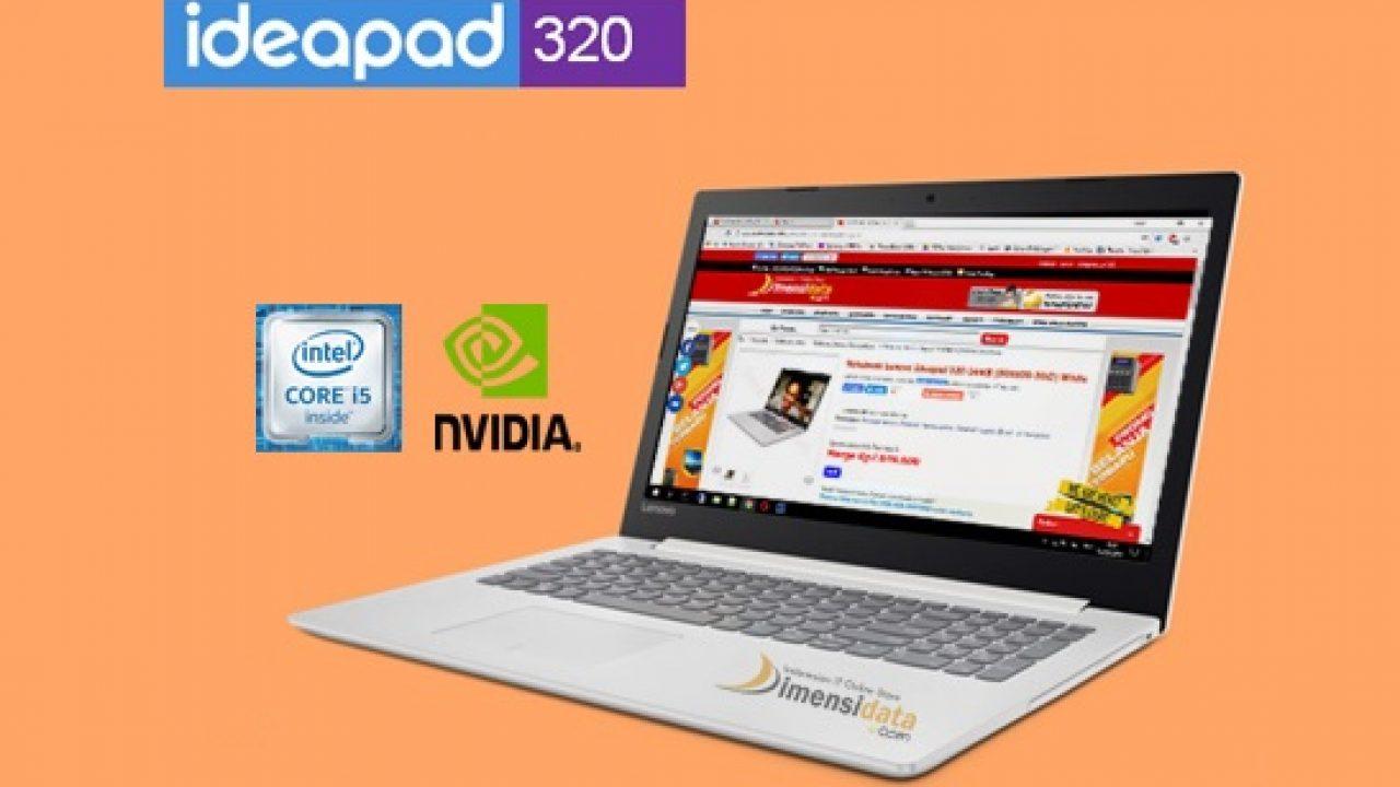Harga Dan Spesifikasi Laptop Lenovo Ideapad 320 I5 Terbaru 2019