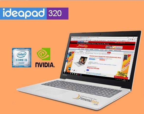 Harga dan Spesifikasi Laptop Lenovo IdeaPad 320 i5 Terbaru