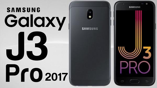 Harga dan Spesifikasi Samsung Galaxy J3 Pro 2017 Terbaru