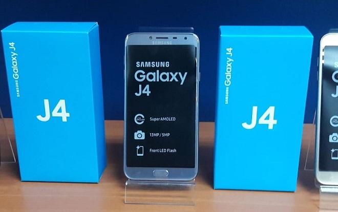 Harga dan Spesifikasi Samsung Galaxy J4 (2018) Indonesia