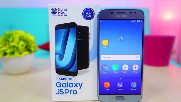 Harga dan Spesifikasi Samsung Galaxy J5 Pro 2017 Terbaru