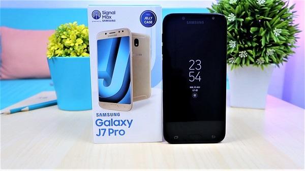 Harga dan Spesifikasi Samsung Galaxy J7 Pro 2017 Terbaru