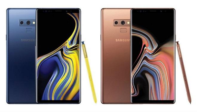 Harga dan Spesifikasi Samsung Galaxy Note 9 Indonesia