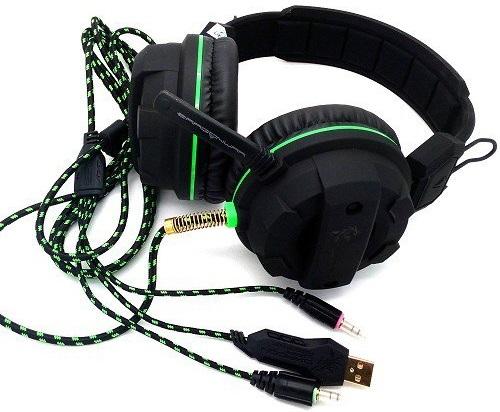 Headset Gaming Terbaik Harga Murah Dragon War Revan