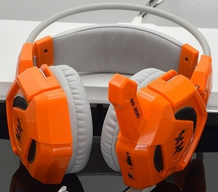 Headset Gaming Terbaik Harga Murah Gs200 Kotion Each