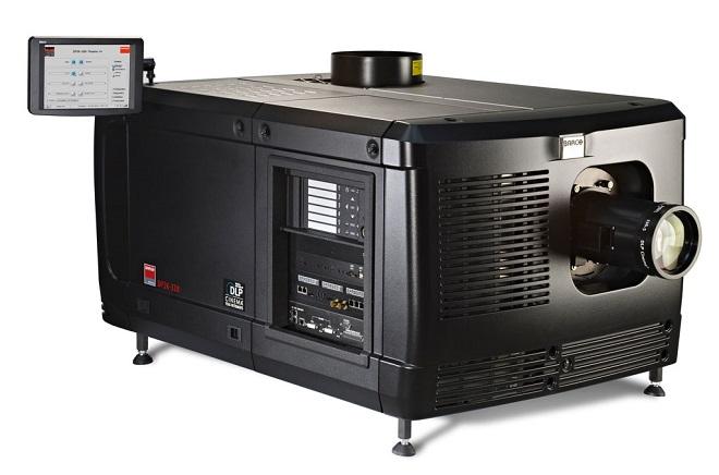 Jenis Proyektor yang Digunakan Pada Bioskop Barco DP4K-32B