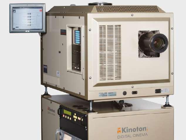 Jenis Proyektor yang Digunakan Pada Bioskop Kinoton DCP 30 MX II