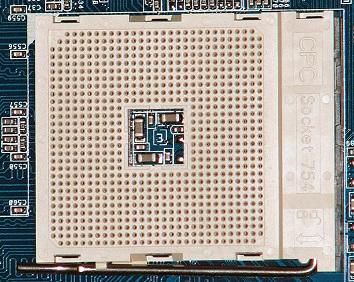 Jenis Socket Motherboard Processor AMD Socket 754