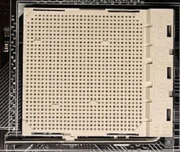 Jenis Socket Motherboard Processor AMD Socket AM3