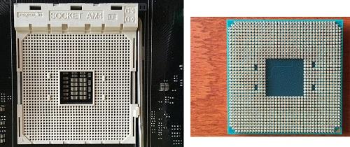 Jenis Socket Motherboard Processor AMD Socket Sokcket AM4