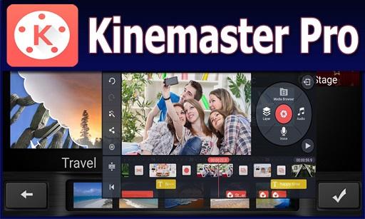 KineMaster - Aplikasi Edit Video Android Terbaik