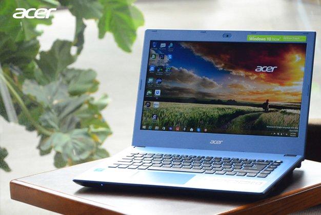 Laptop Acer Intel Core i5 Terbaik Acer E5-475G