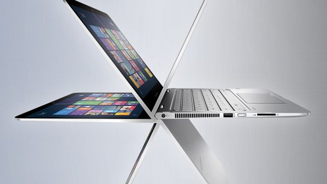 Laptop Body Seksy Paling Tipis di Dunia HP Spectre x360