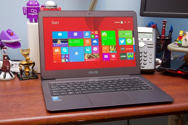 Laptop Desain Grafis Terbaik ASUS Zenbook UX305