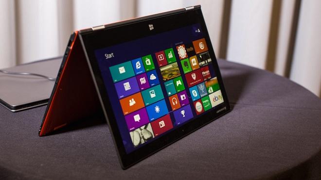 Laptop Desain Terbaik Lenovo IdeaPad Yoga 3 Pro